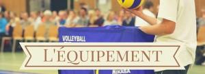 Équipement de volley-ball