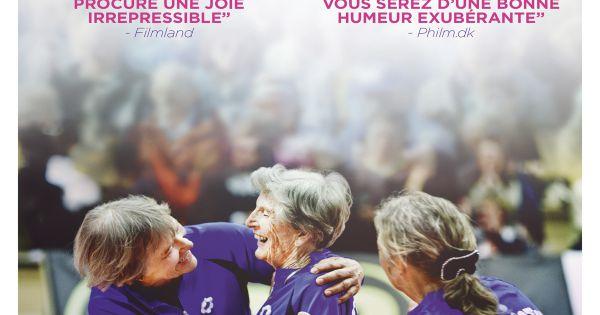 Les Optimistes le film – histoire de volleyeuses