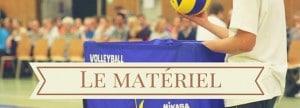 Matériel de Volley-ball