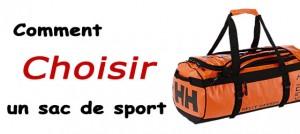 Choisir un sac de sport