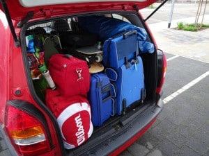 Coffre de bagage