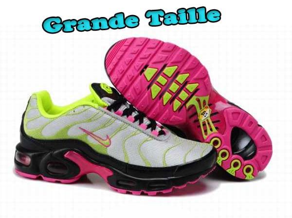 Les chaussures grande taille pour sportif c'est possible