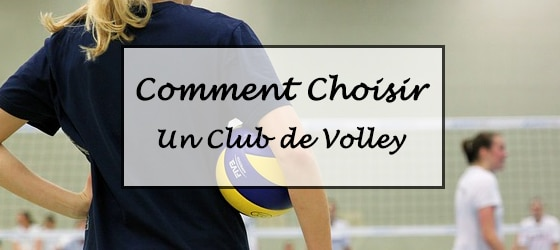 Choisir club volley