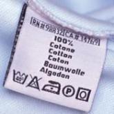 Etiquette lavage