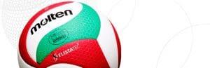 Les ballons de volley-ball Molten