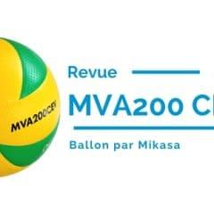 Revue du MVA 200 CEV le ballon des JO de Rio 2016