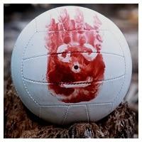 Seul au monde ballon Wilson