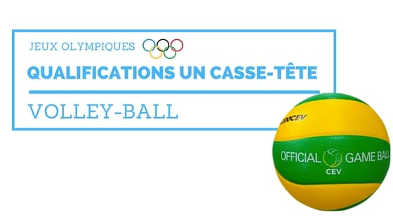 JO qualification volley-ball