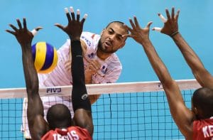 Qualification jo rio 2016 ngapeth volley