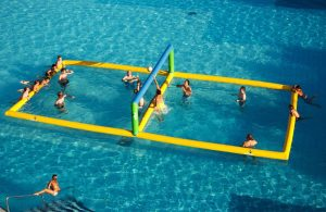 Volley-ball piscine