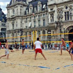 Le beach volley et pourquoi vous devriez vous y mettre